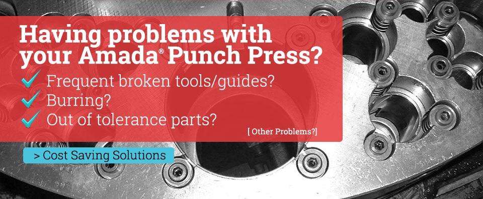 Turret Sleeve Company – AMADA Punch Press Restoration